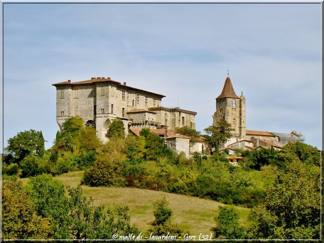 Lavardens - Villes et villages du Gers - 32 (2)