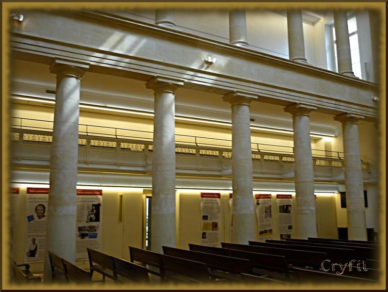 Le temple protestant