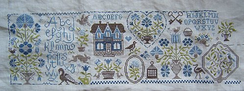 sampler aux bouquets 9-copie-1