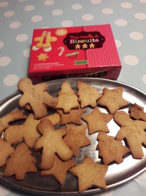 Les biscuits de Noel