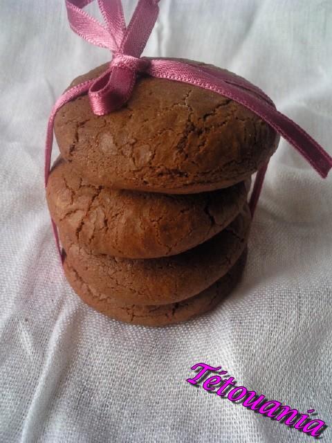 biscuit lait concentré chocolat