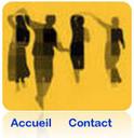 Accueil et lien contact