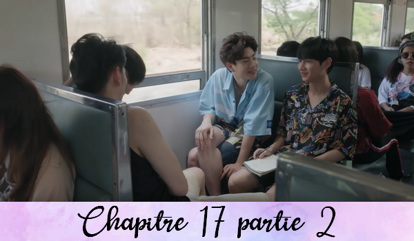 Chapitre 17: The New Beginning of the Same Old Life - 2ème partie