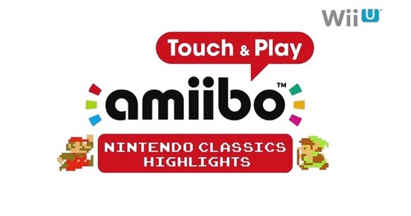 amiibo Touch & Play: Nintendo Classics Highlights : Le grand retour du jeu Rétro le 30 Avril