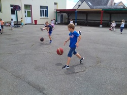 Initiation au basket