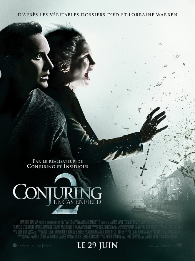 CONJURING 2 : LE CAS ENDFIELD