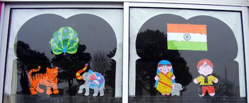 Nos peintures sur le thème de l'Inde