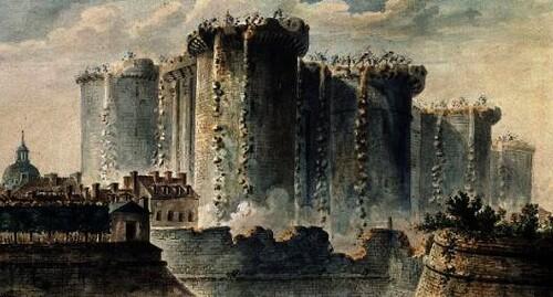 SANS-CULOTTE SOUS LA REVOLUTION FRANCAISE (1789)