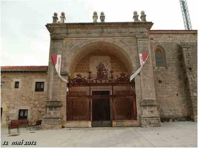 (J38) Agès / Villafranca Montès de Oca 12 mai 2012 (1)
