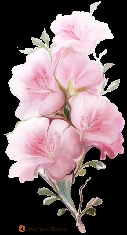 Tubes fleurs page 3