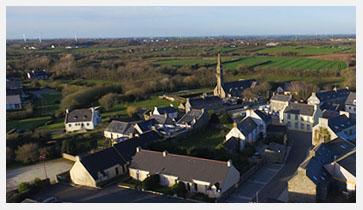 Mairie de Lanrivoaré | Site officiel de la commune de Lanrivoaré