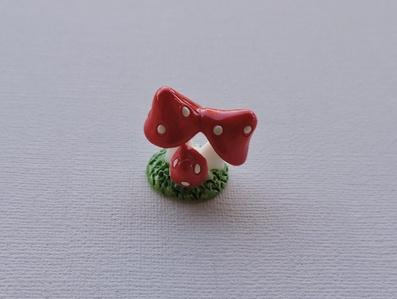 Trio champignons miniature