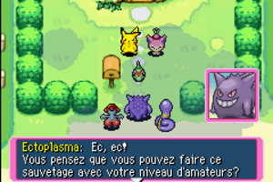 Pokémon Donjon Mystère - Chapitre 4 - L'équipe Perfides