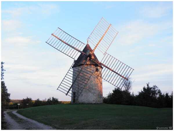 Le moulin de Cieurac