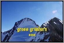 Au Gross Grünhorn (4'043 m)