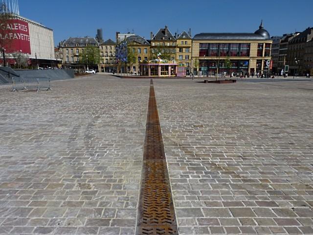 La Nouvelle place de la République de Metz 14 Marc de Metz
