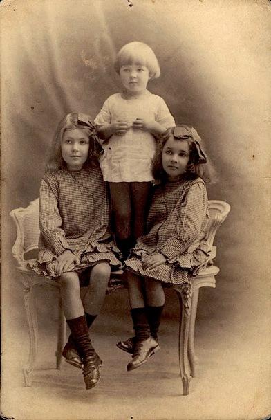 1- Trois soeurs