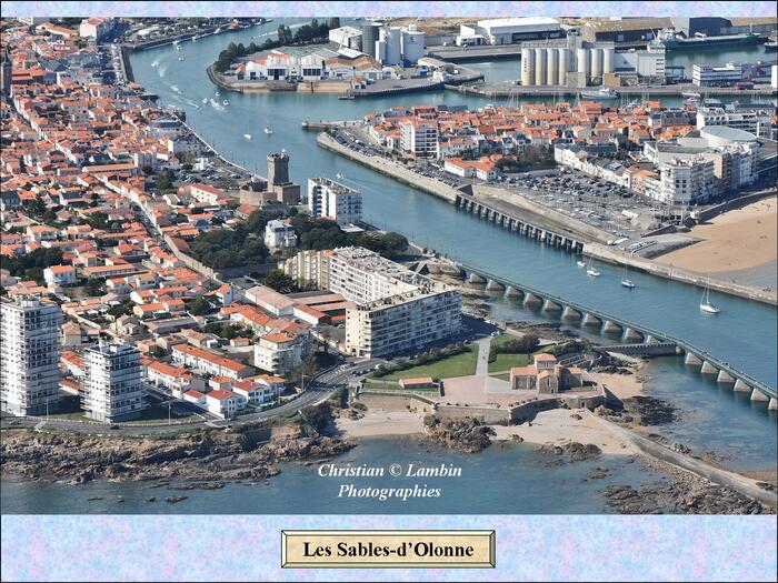 Les Sables d'Olonne (I/III) :