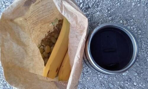 Une Journée dans mon assiette #2(spécial boulot) {Vegan}