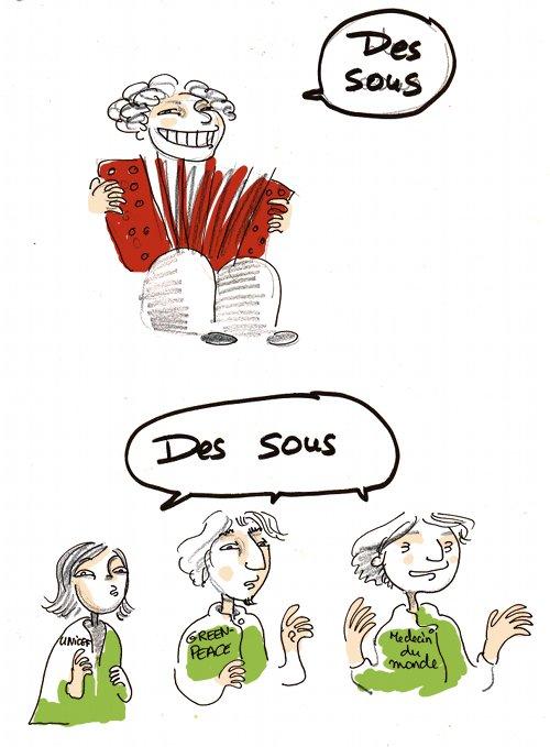 Des sous !