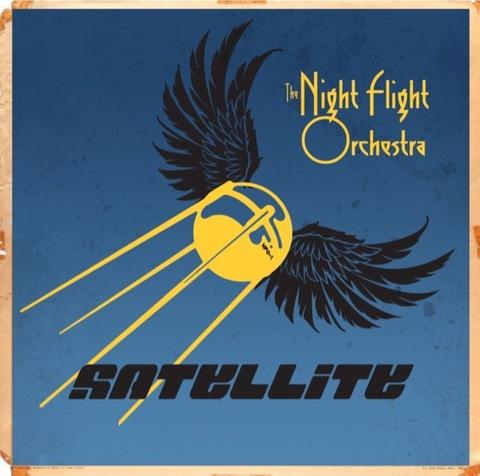 """THE NIGHT FLIGHT ORCHESTRA dévoile son nouveau single """"Satellite"""""""
