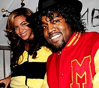 Beyonce Halloween avec Kanye West and Solange !