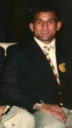 YAKOUBI Noureddine 1999 en Afrique du Sud
