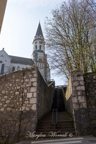Pays de Savoie : Basilique de la Visitation à Annecy