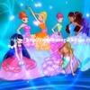 Winx princesse glamour