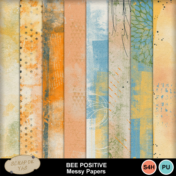 Bee positive 9 juin / June 9th Pv0318