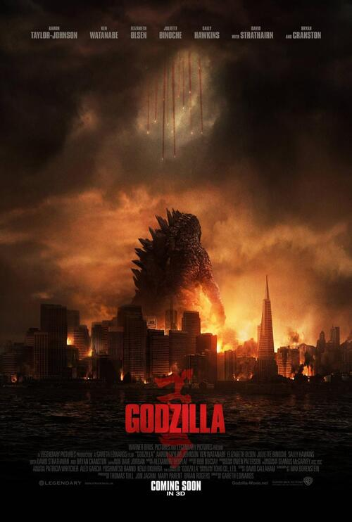 Godzilla (Version US 2014)