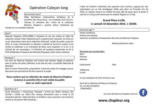"""Opération """"Caleçon long"""" réussie !"""