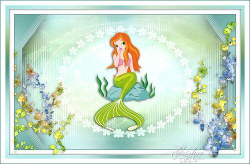 Magie de la mer