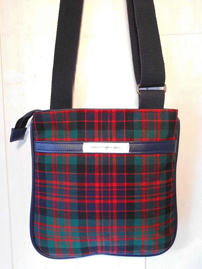 Sac à bandoulière - Cross body bag Clan MacDonald