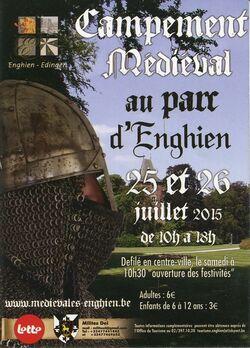 3e Campement Médiéval