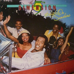 The 5th Dimension - High On Sunshine - Complete LP