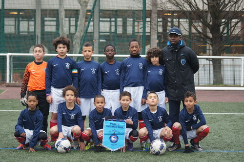Montrouge 1  -  7  PFC