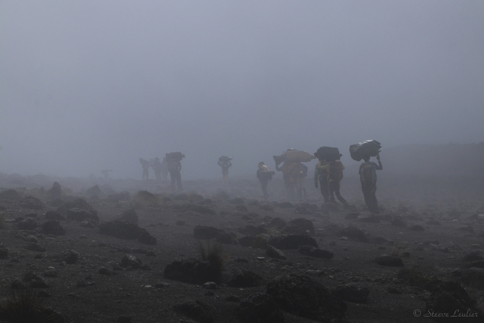 Ascension du Kilimanjaro