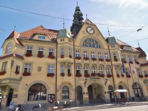 Promenade dans Ptuj en Slovénie (photos)