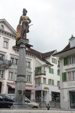Suisse Lucerne Grisons et lac de Constance - Août 2015