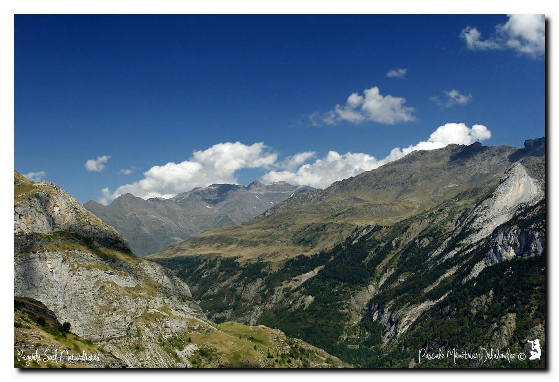 Vers le Barrage d'Ossoue - Luz et Gavarnie (Hautes-Pyrénées)