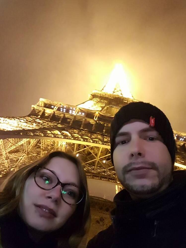 Mes jeunes.. en Amoureux à Paris