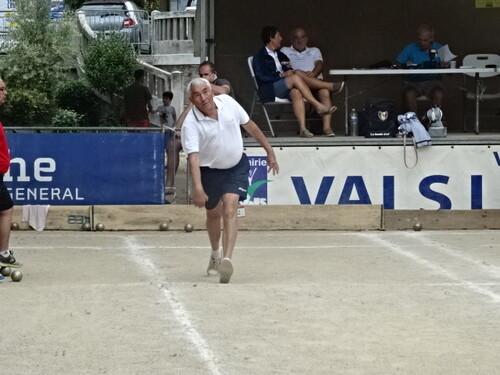 Photos du Fédéral Double de Vals les Bains