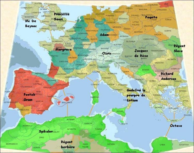 Campagne EURO 166  /  Paquita  : la vraie déesse de la fight  ---------------------------------------------------------