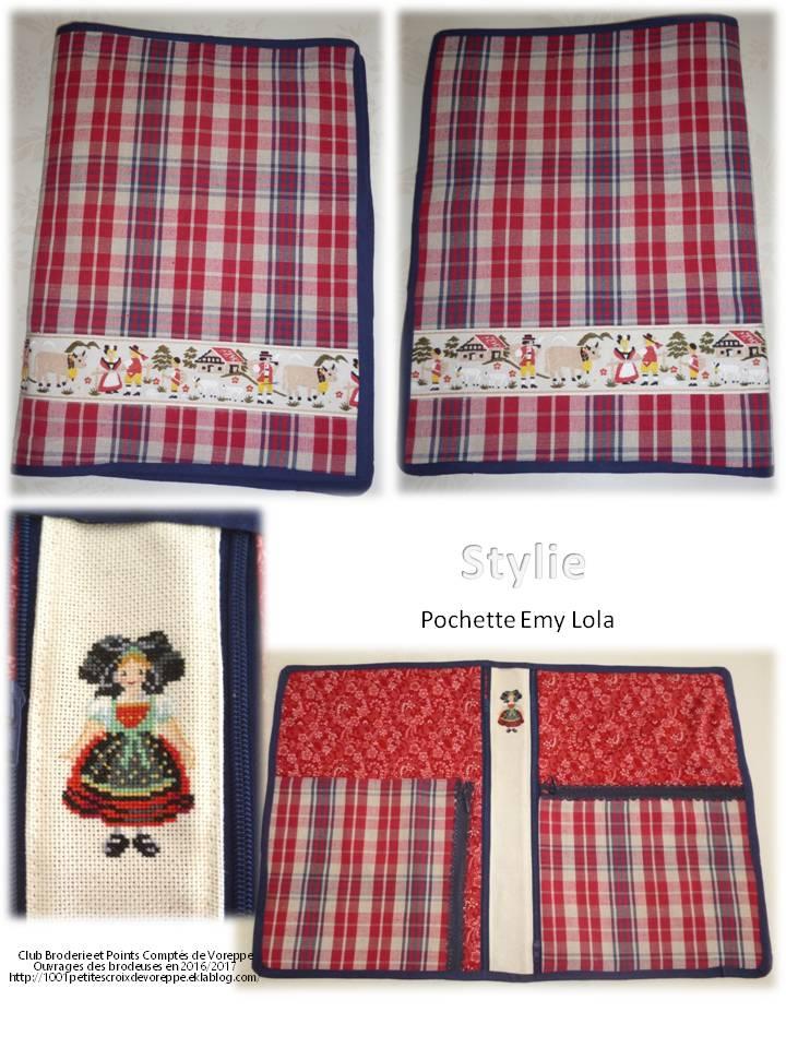 "Pochette Emy Lola ""Alsace"""