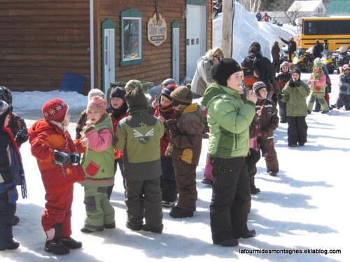 Voyage au pays des glaces (2)