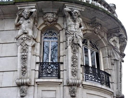 Façades de Metz 1 blanc 26 01 2010