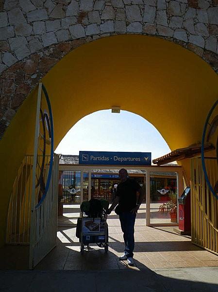 Aéroport de Rabil, Boa Vista Cap Vert 2