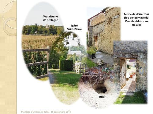 Remake d'une boucle de 6 km à Montfort l'Amaury