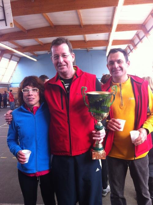 Les 14,5 et 30 km d'Arradon - Dimanche 4 mars 2012